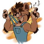 Lion Overalls