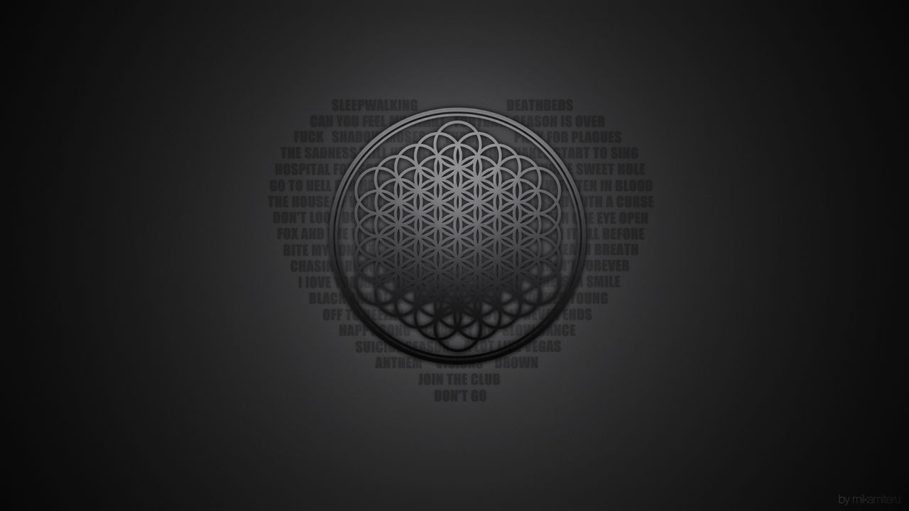 Bring Me The Horizon Wallpaper By M1kam1teru On Deviantart