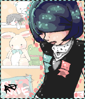 Choba - Escape to Wonderland by MurasakiLlama