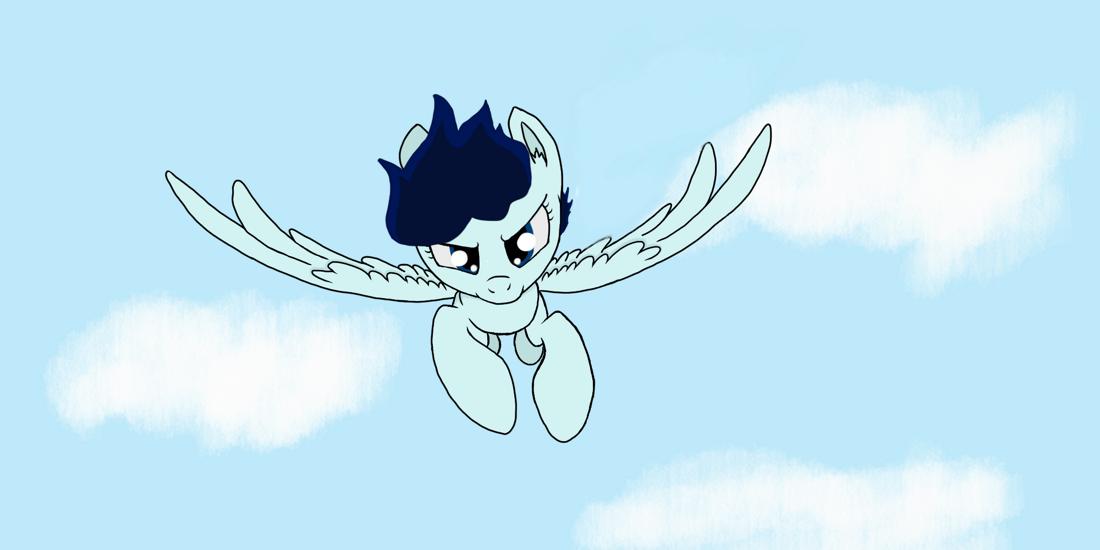 Flying Free by MysticWolf03