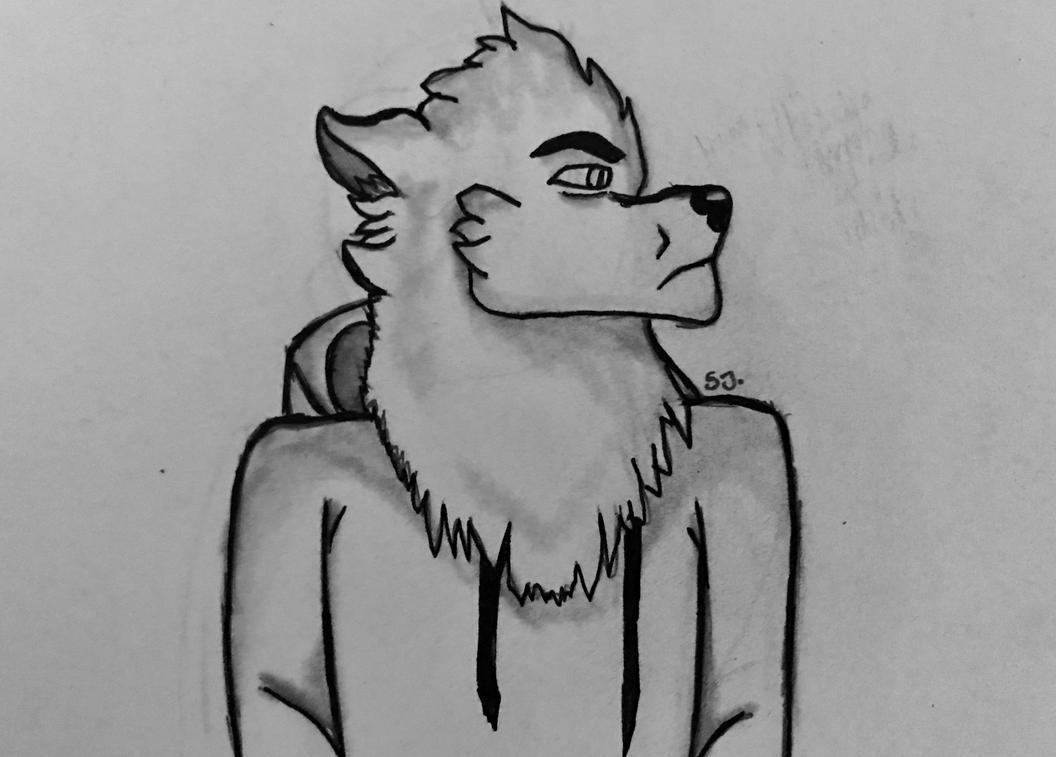 Wolf by MysticWolf03