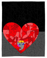 Elephant Heart by trowlandson