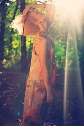 Dancing under the sun