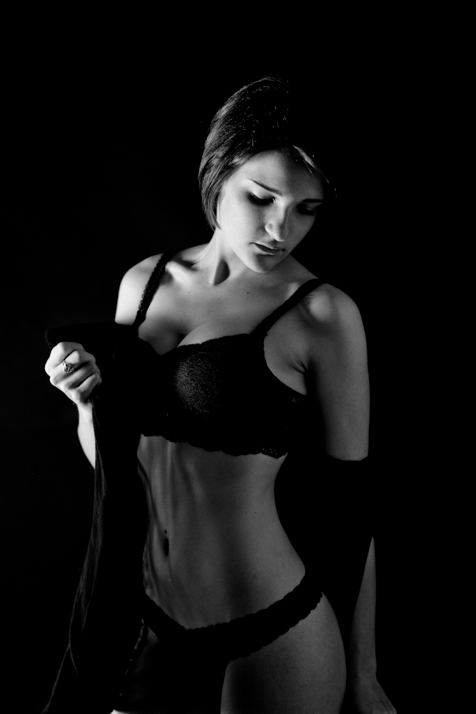 black and white2 by KarenMurdock