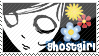 Ghostgirl Stamp by ManicStamp