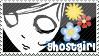 Ghostgirl Stamp by ManicStamp