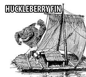 Huckleberry Fin by JonathanHazard