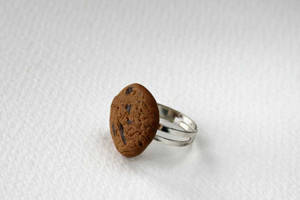 Chocolate Chip Cookie Ring by arihoma