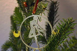 Sailor Moon Christmas Tree Decoration by arihoma
