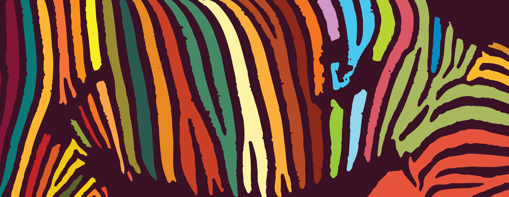 zebra by molecularlight