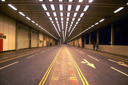 Tunnel Perspective