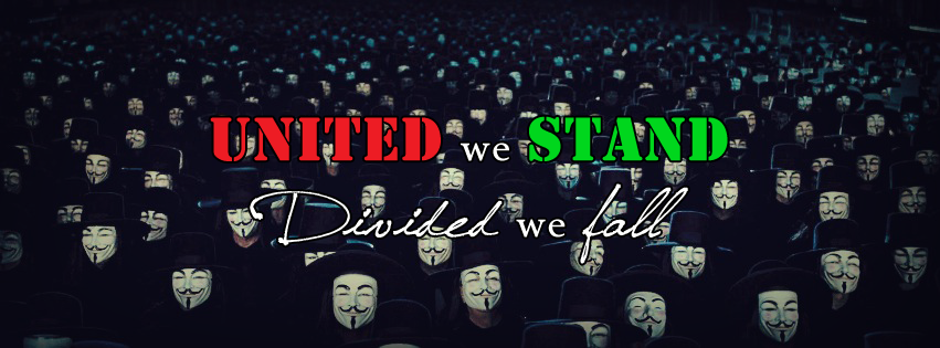 spm essay united we stand divided we fall