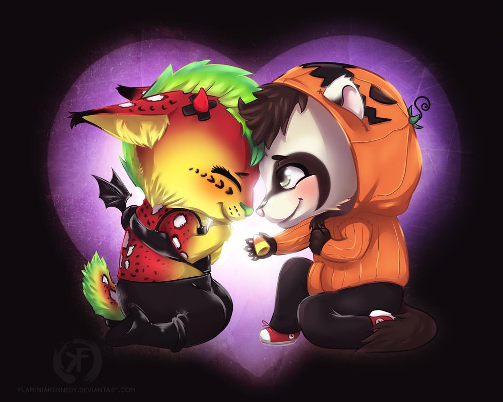 Halloween Request: Sugar Sugar Love by FlaminiaKennedy