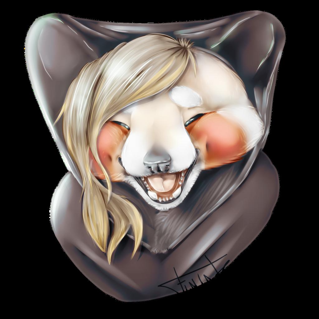 aKai Panda - Eternal Smile by FlaminiaKennedy