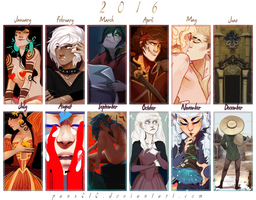 2016 Summary by ScaredPrince