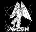 AVCon 2010 Tshirt: Switch by zii