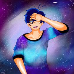 .: Karamatsu :. Shining like a galaxy by shadowthehedgehog275