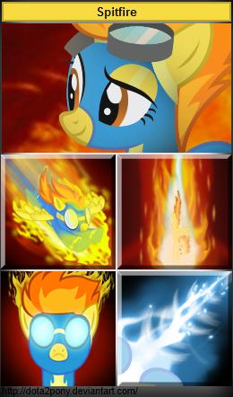 Spitfire, the Slayer by Dota2Pony