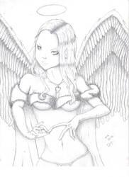 Angel 4 by MindofBlade