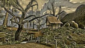 Cottage - Morrowind