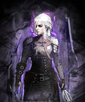 Ciri - The Witcher III