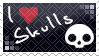 I like Skulls by DragonianFantasy