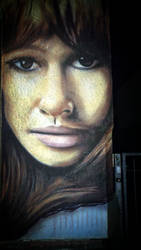 Streetlife Art - The Barber II by DragonianFantasy