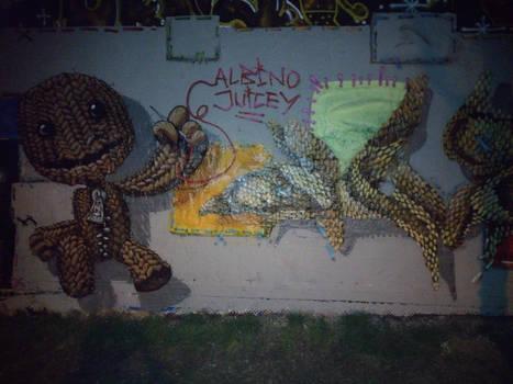 Streetlife Art - Stitch