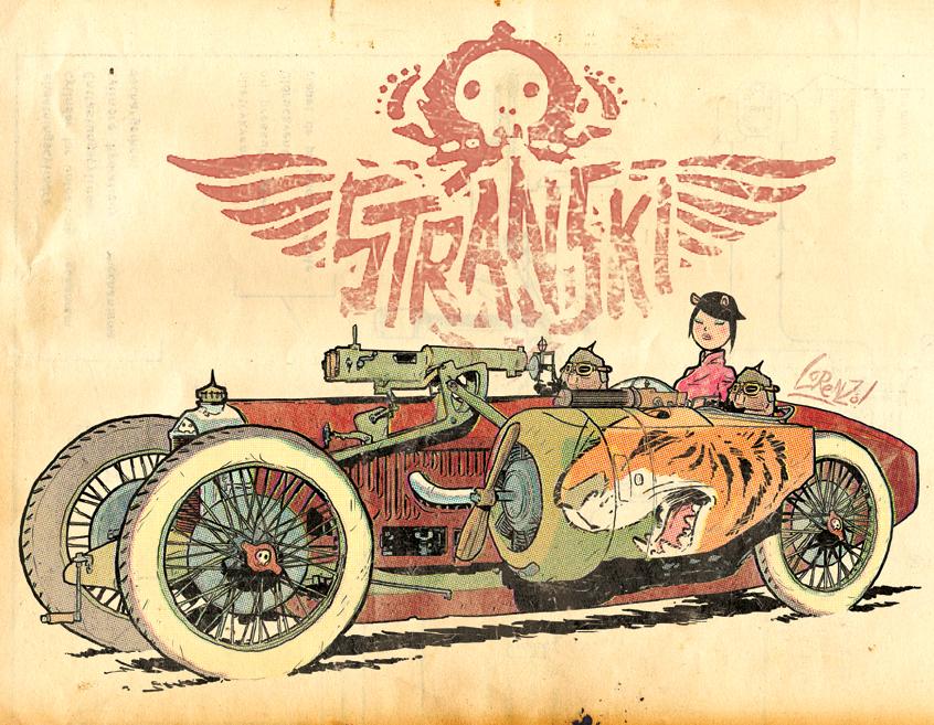 Stranski Character 11 by STUDIOBLINKTWICE