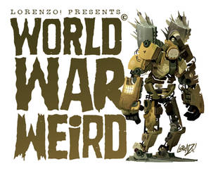 World War Weird: 1
