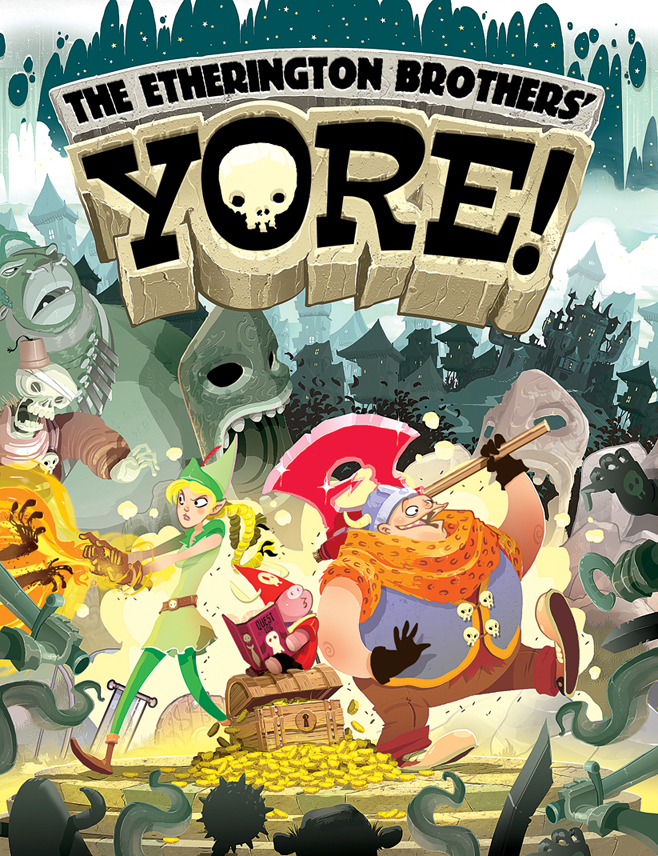 Get the YORE! Collected edition for FREE! by STUDIOBLINKTWICE
