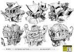 6 Creature House Concepts