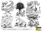 6 EVIL Tree concepts