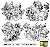 4 Tokyo Concepts by EtheringtonBrothers