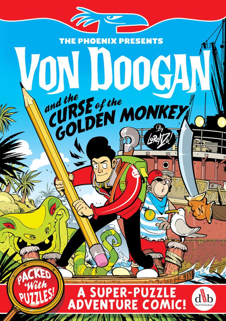 Von Doogan book 1 out NOW! by STUDIOBLINKTWICE