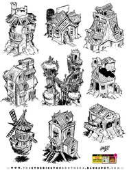 9 RPG building concepts