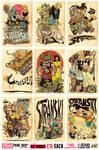 A2 Stranski Prints - 15 pounds each, FREE DELIVERY