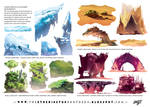 Environment and World Building reference