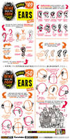How to draw EARS tutorial