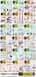 Links to ALL tutorials from MAY and JUNE by EtheringtonBrothers