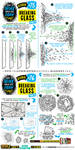 How to draw BREAKING SHATTERING GLASS tutorial by EtheringtonBrothers