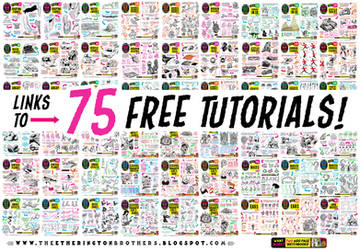 Links to my first 75 TUTORIALS! by EtheringtonBrothers