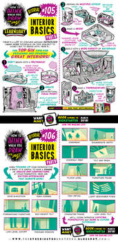How to draw INTERIORS tutorial by EtheringtonBrothers