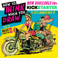 200 PAGE tutorials BOOK is now on KICKSTARTER! by EtheringtonBrothers