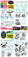 How to draw MUSHROOMS - Kickstarter BOOK is LIVE! by EtheringtonBrothers