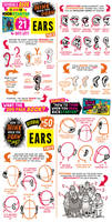 How to draw EARS - KICKSTARTER has 21 DAYS!