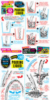 How to draw POURING LIQUID - KICKSTARTER now LIVE! by EtheringtonBrothers