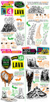 How to draw LAVA - KICKSTARTER is ABOUT TO END! by EtheringtonBrothers