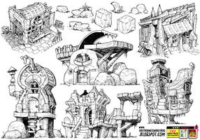 6 BUILDING Concepts! by EtheringtonBrothers