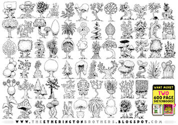 68 TREES AND PLANTS! by EtheringtonBrothers
